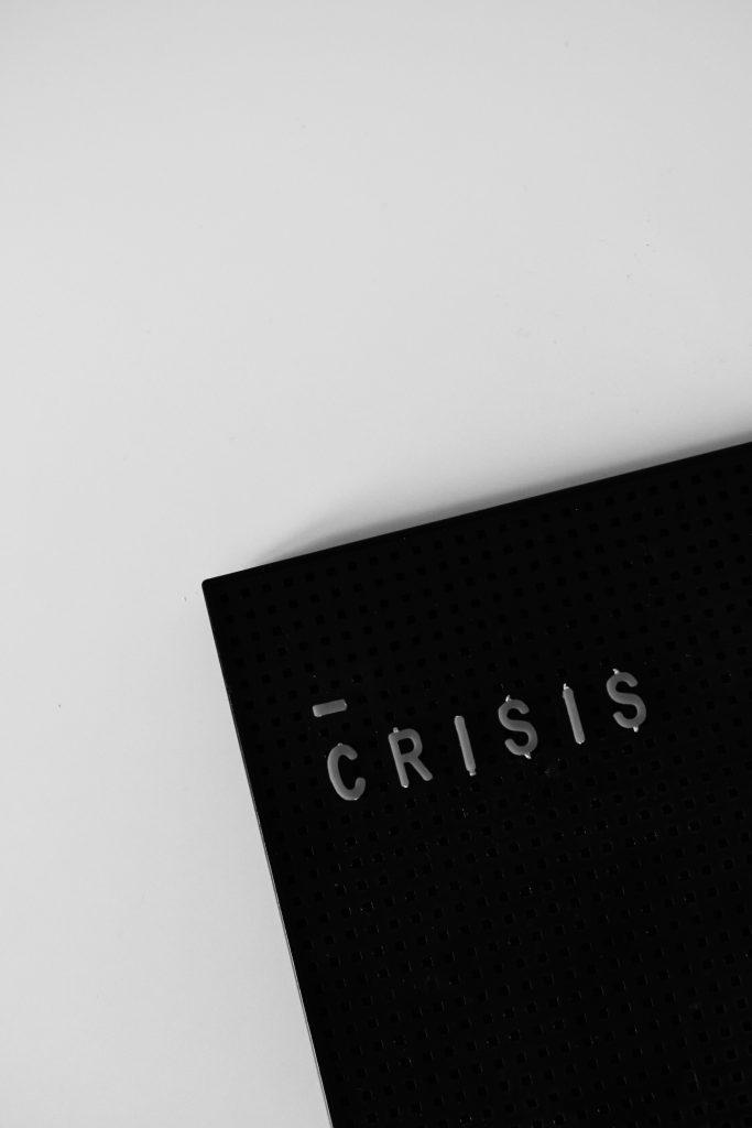 Crise menores no acompañados